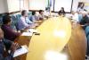 A reunião ocorreu na tarde desta segunda