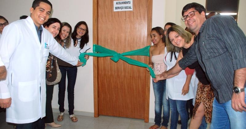 Equipe do HGP inaugura sala de acolhimento -Nielcem Fernandes (7).JPG