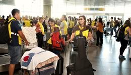 """320 estudantes e professores universitários de diversos estados desembarcaram na Capital para realizarem """"Operação Tocantins"""""""