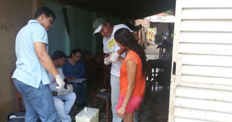 Técnicos do Estado foram a Araguatins auxiliar município no trabalho contra malária