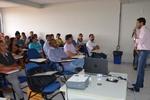 A oficina foi planejada para orientar os gestores -Nielcem Fernandes.JPG