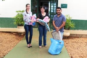 Servidores da Semarh aderem à campanha do Naturatins