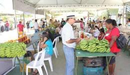 O evento tem como objetivos abrir novos mercados de comercialização para os agricultores