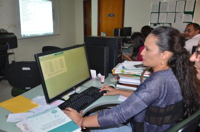 Para a coordenadora de Sistema de Informação no município de Silvanópolis, Lívia Gonçalves, o treinamento está sendo proveitoso