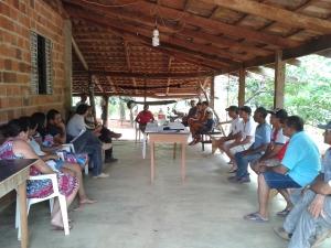 A equipe já esteve nos municípios de Santa Rosa do Tocantins, São Valério, Monte do Carmo e Natividade