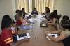 Representantes de conselhos municipais de Palmas, Peixe, Gurupi, Miranorte, Natividade, Araguaína e Nova Olinda.