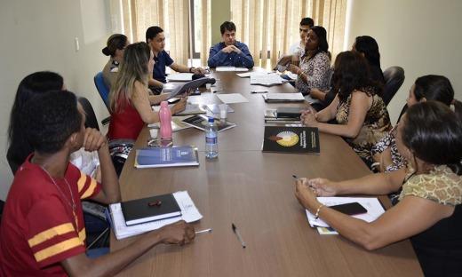 O primeiro Encontro Estadual do Colegiado de Presidentes de Conselhos Municipais de Políticas sobre Drogas, promovido nesta quarta-feira, 15, em Palmas