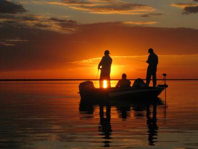 Por meio de projetos, a Seden incentiva a pesca esportiva no Estado, principalmente devido ao potencial turístico dessa prática.