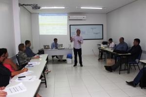 Vice-presidente do Naturatins enfoca o planejamento estratégico para 2017