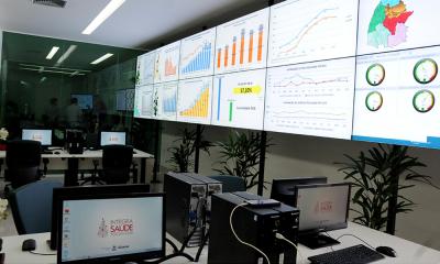 Integra SUS funciona dentro da sede da Saúde concentrando informações estratégicas da gestão do SUS no Tocantins - Zezinha Carvalho_400.jpg