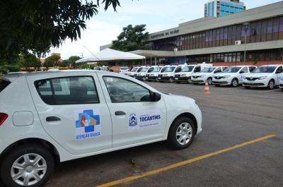Carros e ambulâncias novas serão entregues durante Acolhe SUS 2017