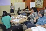 Em janeiro deste ano a FAPT realizou um curso com cientistas do Estadoem comunicação científica.