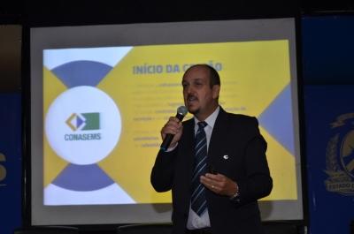 Mario Junqueira disse que o Conselho está à disposição -Valdo França.JPG