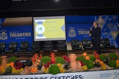 Mário Junqueira, adiantou uma novidade que afetará diretamente a execução orçamentária para a saúde dos municípios-Valdo França.JPG