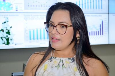 Elogiando proposta do Integra Saúde, secretária de Saúde de Praia  Norte disse que tecnologia é essencial para lidar com soluções rápidas