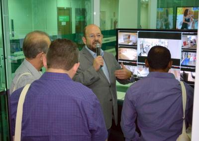 Sala de Videoconferência será usada para atender demanda dos municípios