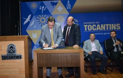 Opas e Governo do Estado homologaram Termo de Cooperação