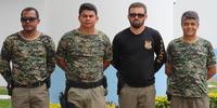 Agentes Prisionais da Policia Civil que ministram as aulas praticas na CPP - Miller Freitas (2).JPG