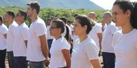 Alunos do curso de formacao do sistema prisional durante estagio na CPPP - Miller Freitas (6).JPG