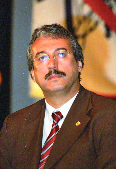 Henrique Barsanulfo Furtado  - 02/01/2003 a 23/09/2003