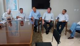 Naturatins participa de reunião na Seagro nesta, terça-feira, 21