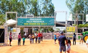 Feira será realizada de 9 e 13 de maio, no Centro Agrotecnológico de Palmas