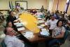 Sugestão de legendas Educadores discutem o resultado das mudanças pedagógicas na escola