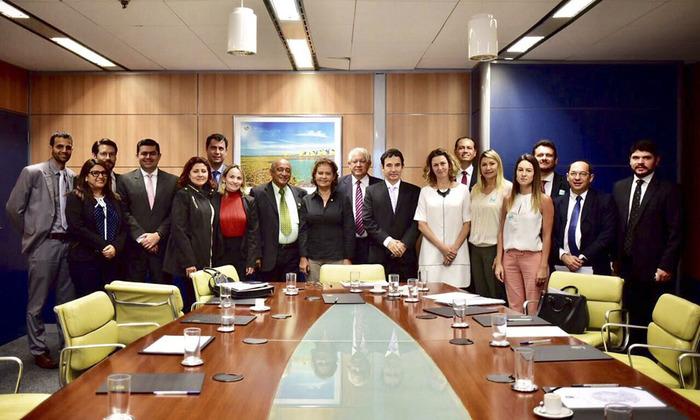 Confirmação ocorreu durante audiência no Ministério do Turismo, em Brasília, nessa quarta-feira, 22, com a presença dos secretários de Turismo e de Comunicação dos estados da Amazônia Legal