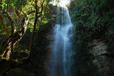 Taquaruçu possui diversas cachoeiras com águas refrescantes