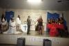 """Com o tema """"O valor de cada um"""", os alunos fizeram apresentações de peças teatrais a partir da leitura dos livros em sala de aula"""