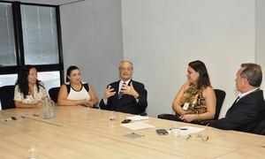 Naturatins visita Sisema para troca de experiências de procedimentos de gestão ambiental simplificada
