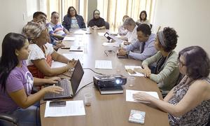 Comitê fará reuniões mensais para planejar e executar ações no Estado