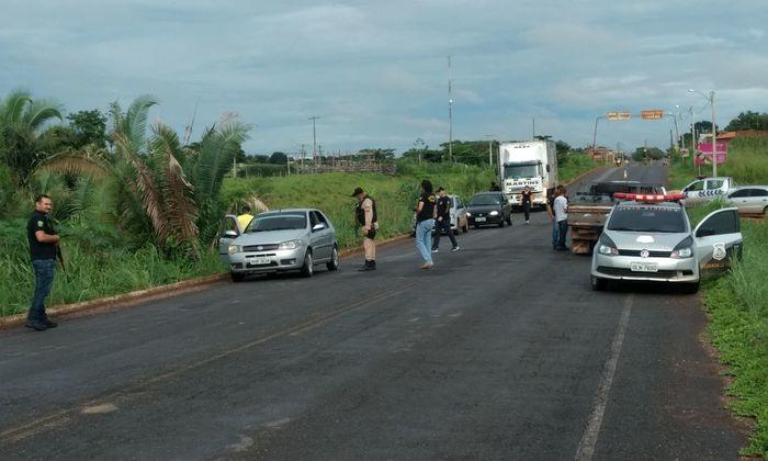 Operação foi realizada no Tocantins e em mais sete estados que integram o Consórcio Brasil Central