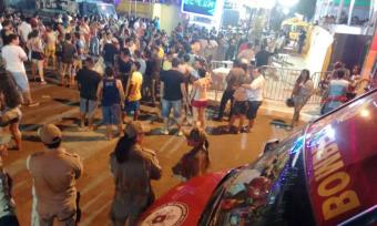 Corpo de Bombeiros Militar inicia nesta sexta-feira, 24, a fiscalização dos espaços que irão promover eventos de carnaval em todo o Tocantins