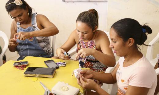 Alunos dos cursos oferecidos pela Secretaria de Estado do Trabalho e Assistência Social (Setas) têm prioridade em financiamentos do Banco do Empreendedor