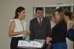 O secretário da Seden, Alexandro de Castro, acompanhou o trabalho da equipe em mobilizar gestores públicos para a realização do Fórum