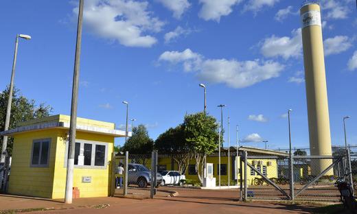 Unidade de Tratamento Penal Barra da Grota em Araguaína