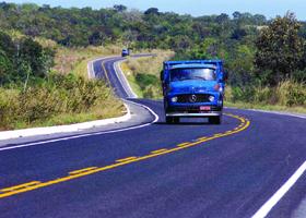 Obra de pavimentação na TO-201 deverá impactar positivamente a região do Bico do Papagaio.