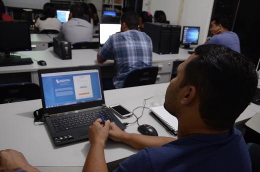 Servidores são capacitados para operacionalizar o Sistema de Informações do Departamento Penitenciário Nacional (SisDepen)