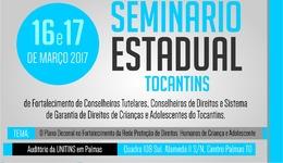 Plano será apresentado nesta quinta e sexta-feira no auditório da Unitins em Palmas.