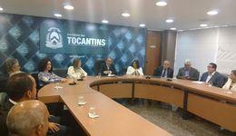 Governador Marcelo Miranda anuncia nomeação dos 820 aprovados para o Sistema Penitenciário do Tocantins.