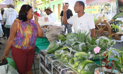 O objetivo é promover o desenvolvimento do homem do campo e a geração de renda no município