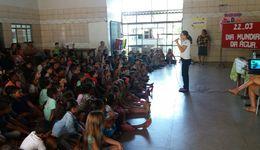Leitura e diversão inova Educação Ambiental das crianças de Arapoema e região