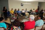 Reunião reuniu cerca de 20 pecuaristas de várias regiões do Estado para discutir sobre a participação do setor na Agrotins 2017