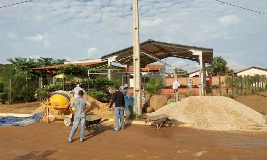 Quartelzinho da Brigada será inaugurado por projeto social em parceria com Bombeiros