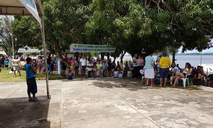 Naturatins de Arapoema leva educação ambiental ao 17º Passeio Ecológico Amigos do Araguaia