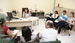 Ao todo, 17 diretores participaram das reuniões que foram realizadas na sede da Regional de Miracema