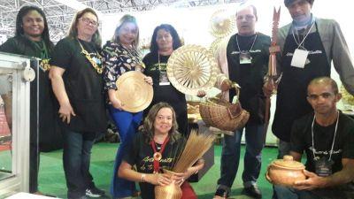 O Tocantins participa da na  9ª edição da Feira do Artesanato Brasileiro, em Brasília