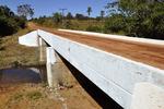 O município foi contemplado com a construção de oito bueiros tubulares, 17 bueiros celulares e seis pontes