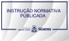 Instrução normativa publicada.